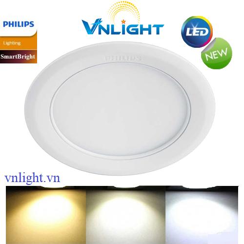 Đèn led âm trần 12W 59522 Philips