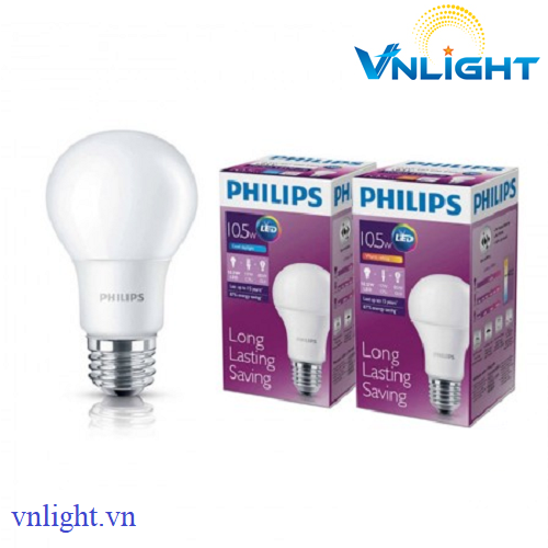 LED BUBL CAO CẤP 10.5W Philips