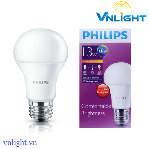 LED BUBL CAO CẤP 13W Philips