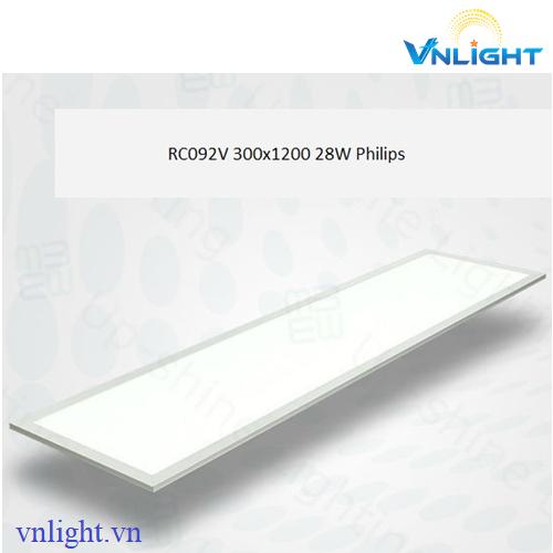 Đèn led panel Philips RC092V 28W LED26S