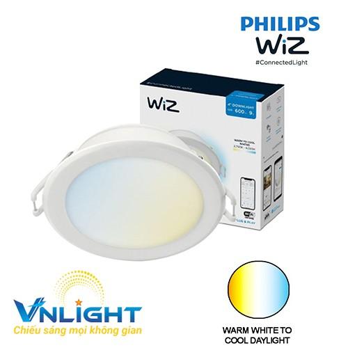 Đèn âm trần WiZ Tunable White