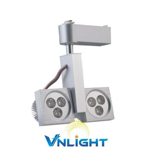 Đèn LED chiếu điểm 2 x 3W DUHAL DIA802