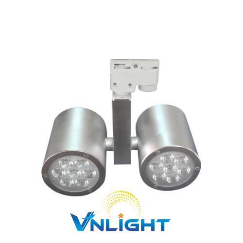 Đèn LED chiếu điểm 2x7W DUHAL DIA808