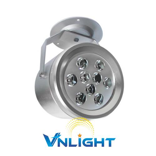 Đèn LED chiếu điểm gắn trần 9W DUHAL DIB803