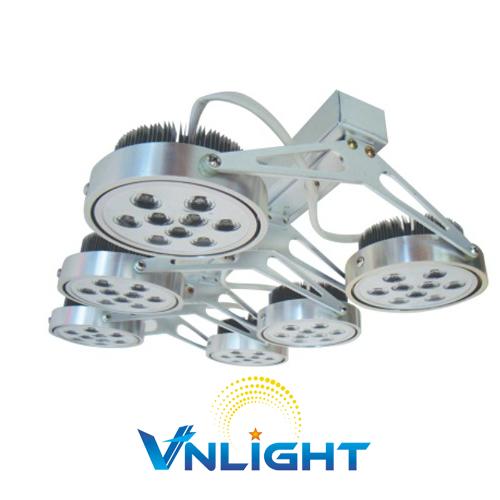 Đèn LED chiếu điểm gắn trần 6x12W DUHAL AIC807