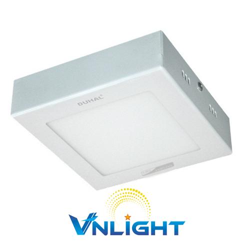 Đèn LED Panel 6W DUHAL SDGB506