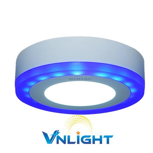 Đèn LED Panel màu 12W DUHAL DGC512B