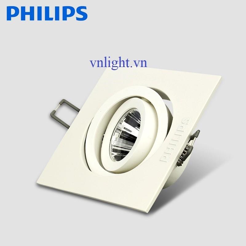 ĐÈN LED CHIẾU ĐIỂM GD022B 10W PHILIPS