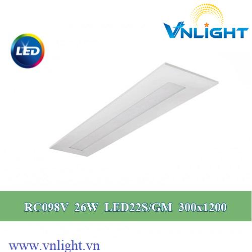 Đèn led Panel RC098V- 26W Philips